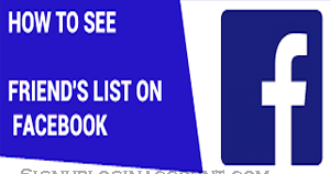 How To See Friends List On Facebook Do You Ever Wonder How Many Followers You Actually Have On Facebook Well T Friends List Social Media Guide Facebook Video
