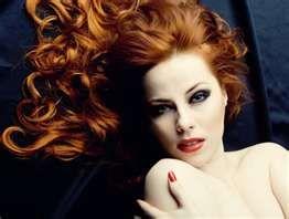 long red hair.....sigh