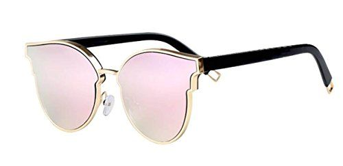 HONEY Lunettes de soleil polarisées pour femmes - Cadre en métal - Protection UV - Plusieurs couleurs disponibles ( Couleur : G ) eSJNI2ls