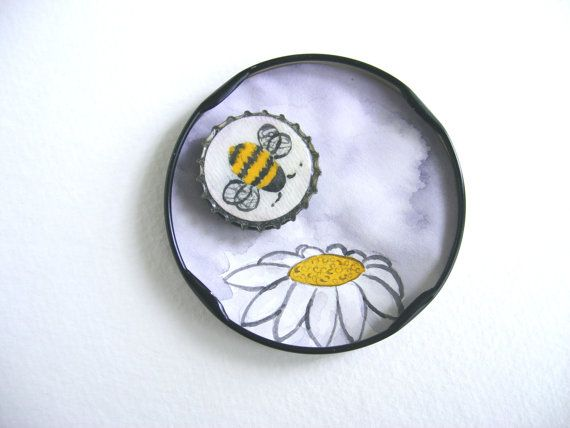 Round and Round We Go by Michelle on Etsy