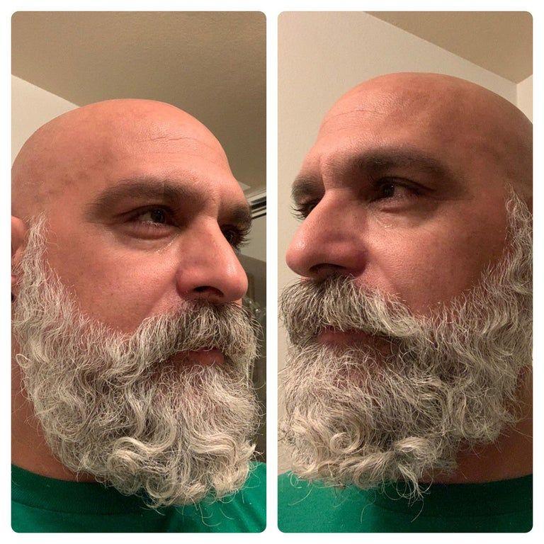 Mastering the wavycurly beard look beards in 2020