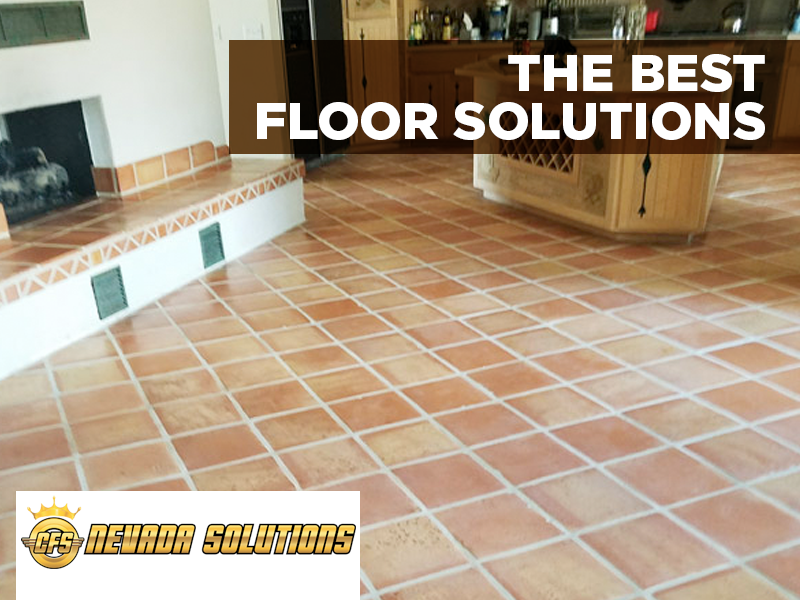 THE BEST FLOOR SOLUTIONS Tile care, Commercial cleaning