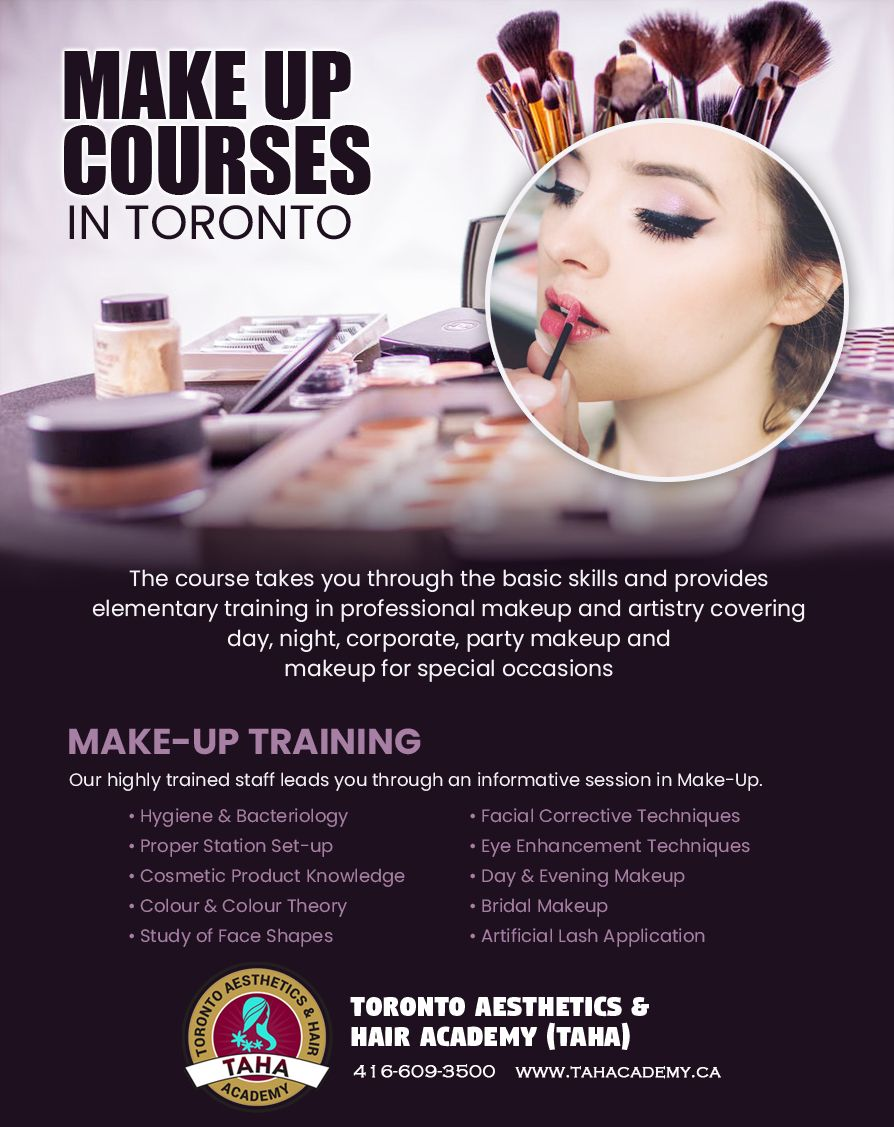 If you are looking for Make Up Courses in Toronto, Ontario