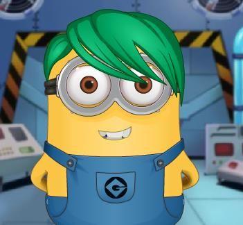 Minion Haircut Minion Games Minions Despicable Me Game