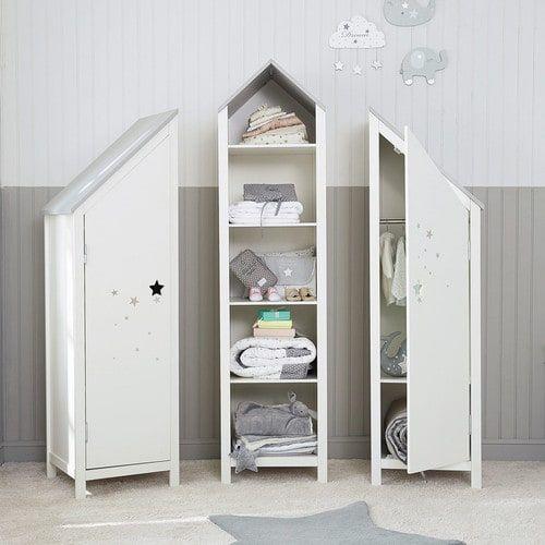 kleiderschrank wei kinderzimmer pinterest kinderkleiderschrank holz und kinderzimmer. Black Bedroom Furniture Sets. Home Design Ideas