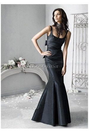 'Black Swan'  evening dress