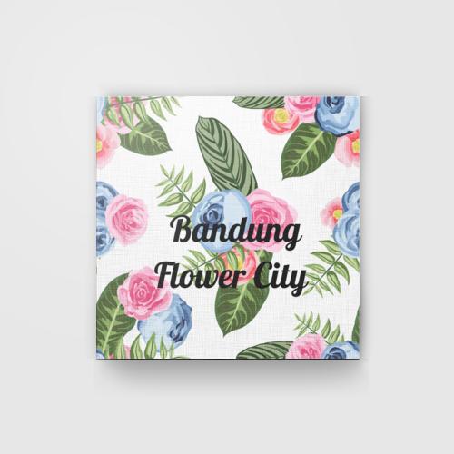 Bandung Flower City,bandung,flowercity,parisvanjava