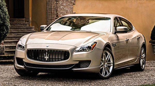 Most Expensive Maserati >> The Most Expensive Sedans In The World Maserati