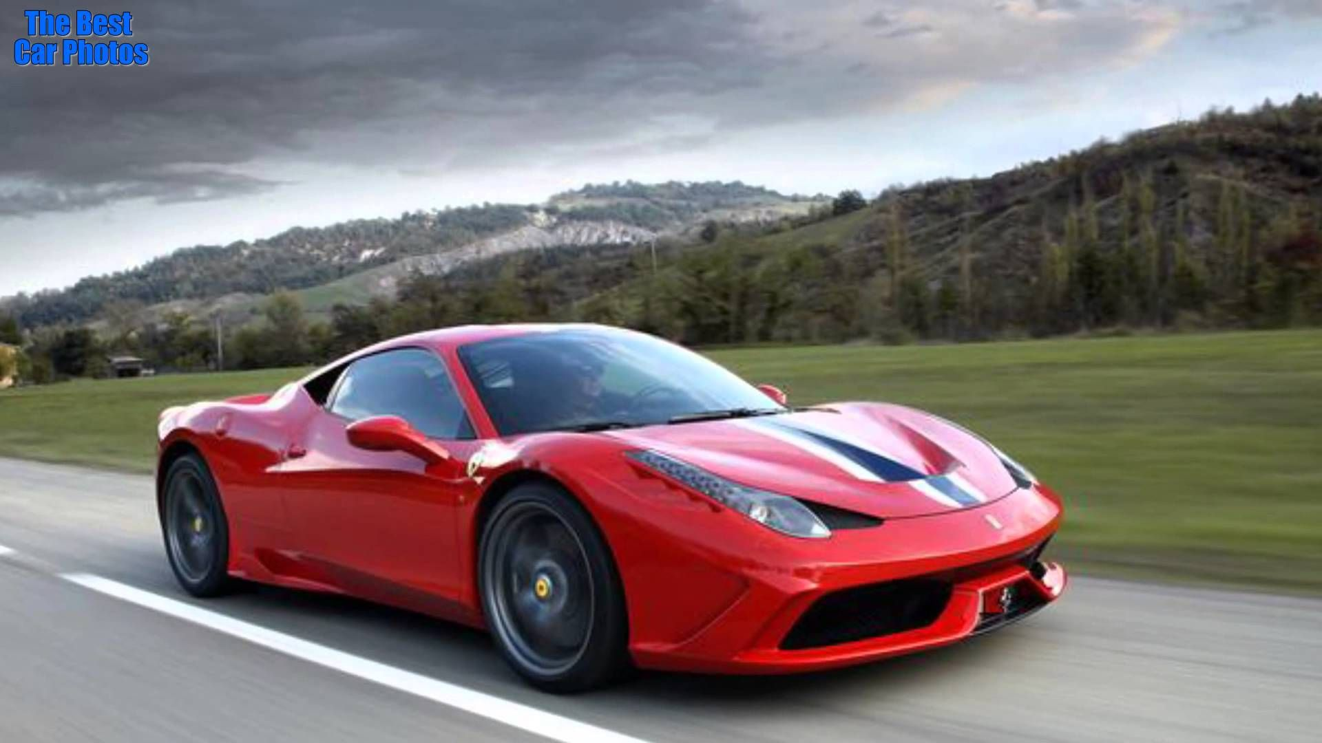 Ferrari Limited Edition Model 458 Speciale