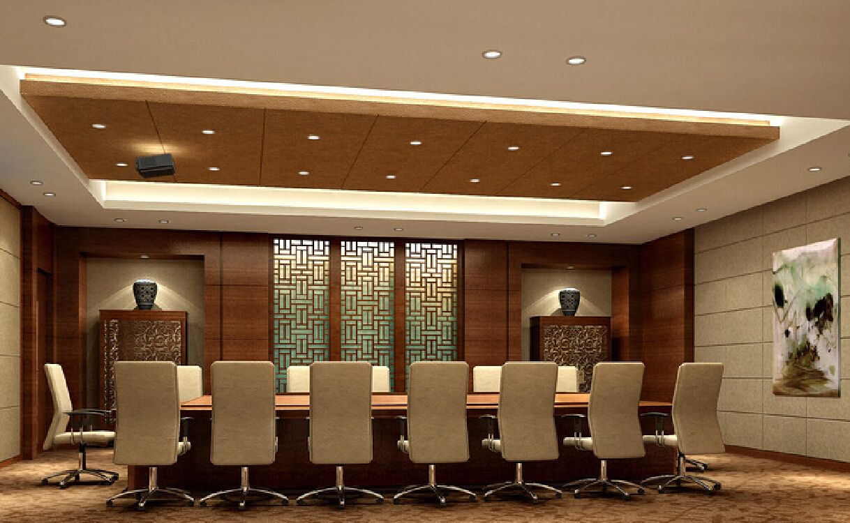 conference rooms minimalist concept office meeting room interior designs ideas conference rooms pinterest meeting rooms room interior design and - Conference Hall Interior Design
