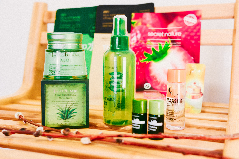 K Beauty Subscription Box Beauty Box Subscriptions K Beauty Beauty Subscriptions