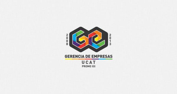 Gerencia de Empresas XII UCAT Logobox 1 by Jomag Heredia, via Behance CC @jeasonch