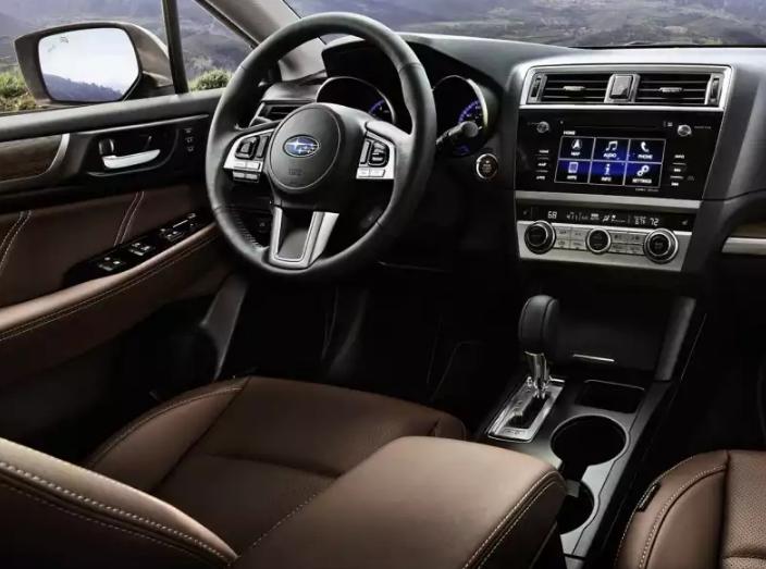 2019 Subaru Outback Interior Design Ideas
