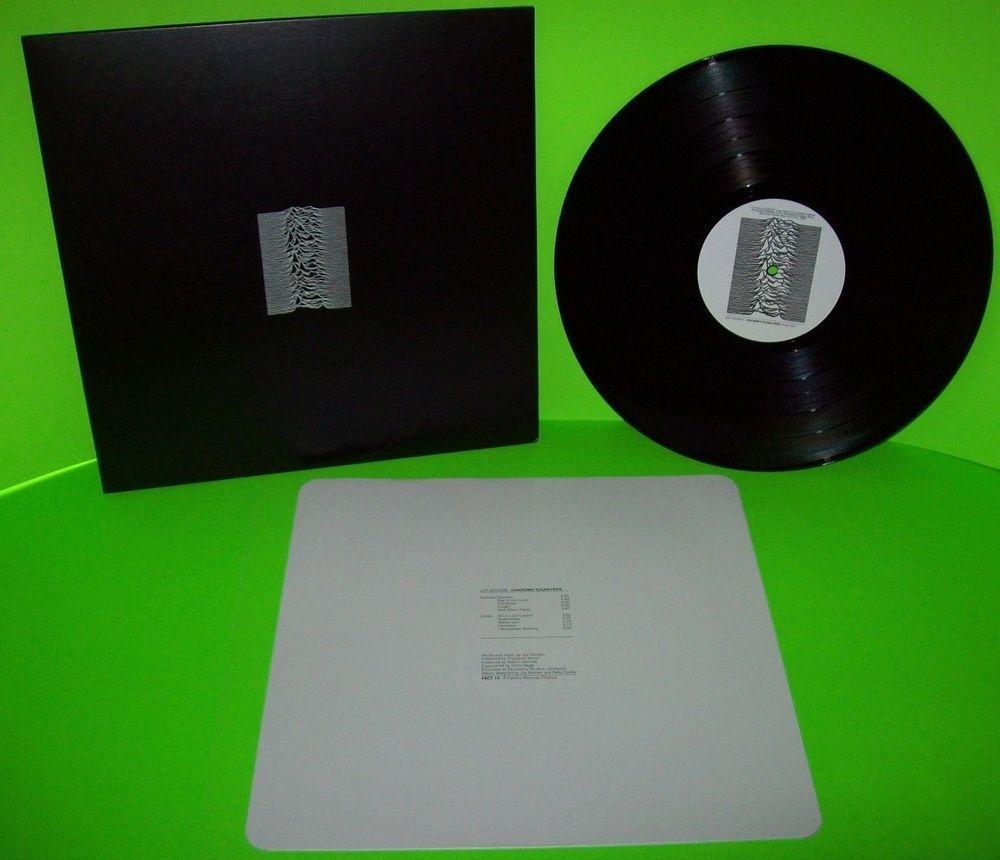 Joy Division Unknown Pleasures Vinyl Lp Record Album Goth Post Punk Nm 2007 Joydivision Postpun Joy Division Unknown Pleasures New Vinyl Records Joy Division