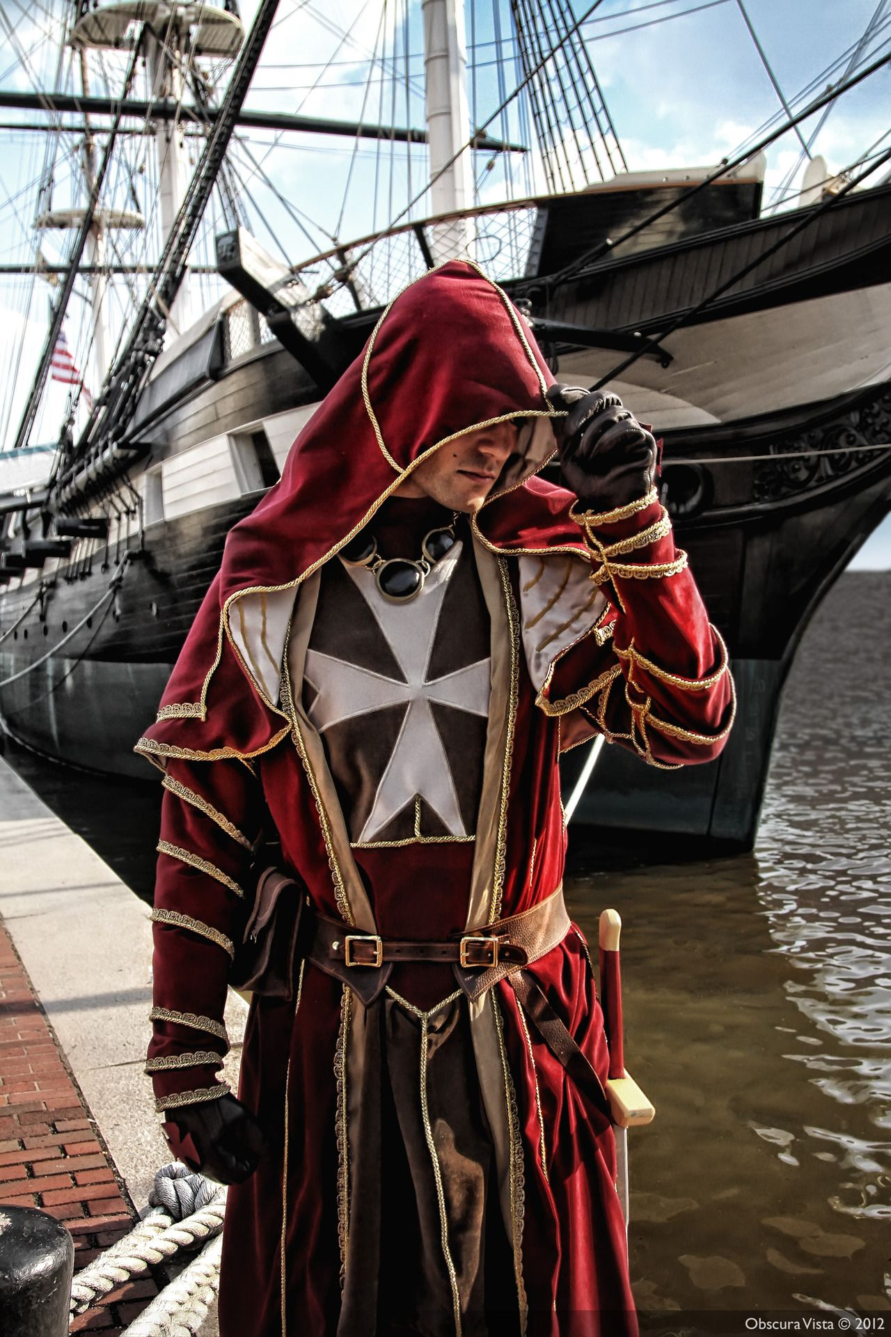 Epic Cyril of Rhodes Journeys End from Assassin´s Creed