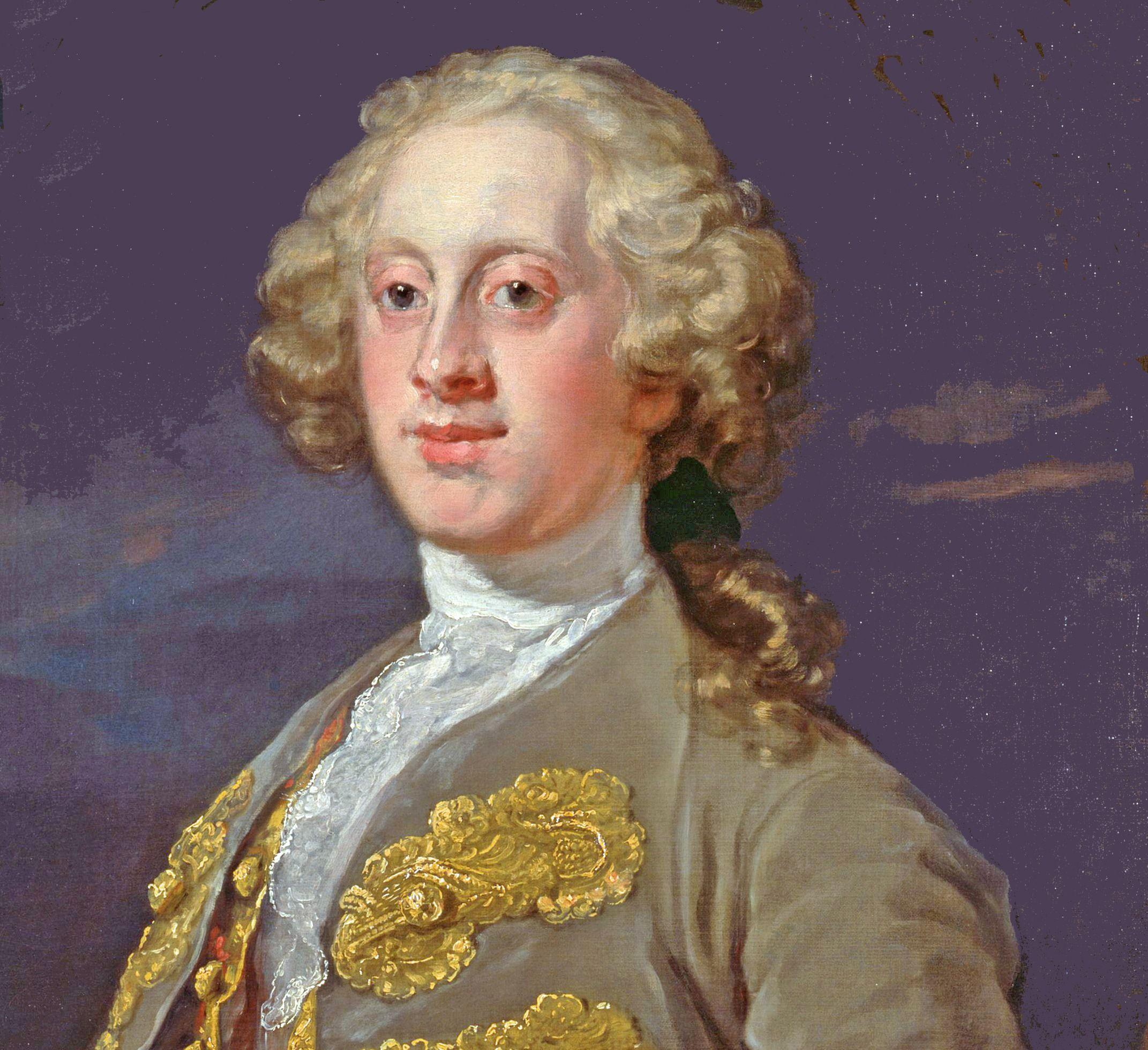 william cavendish, 4th duke of devonshire (1720 - 1764) held