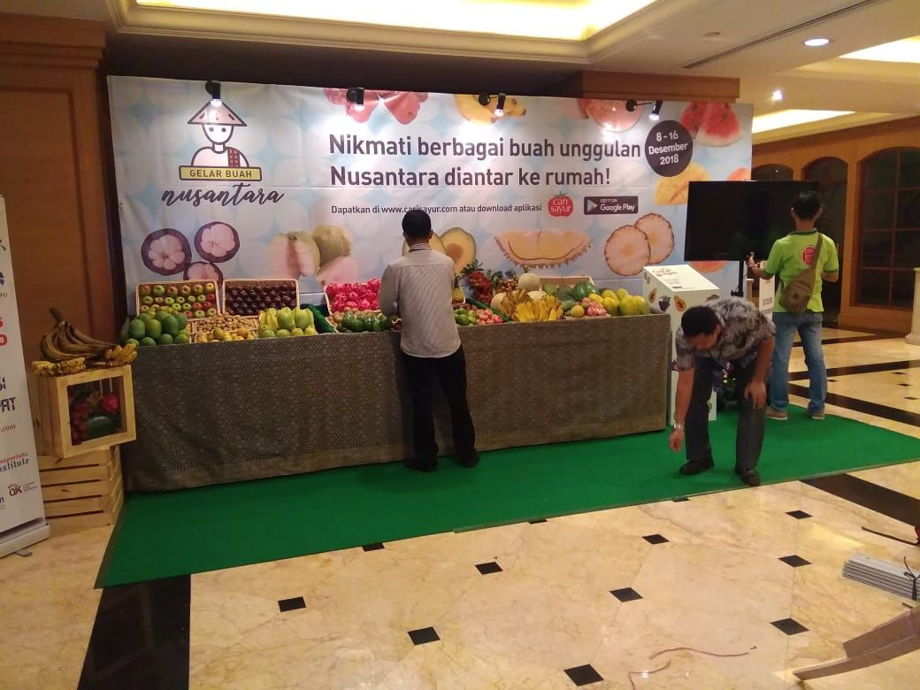 Dekorasi Tema Nusantara