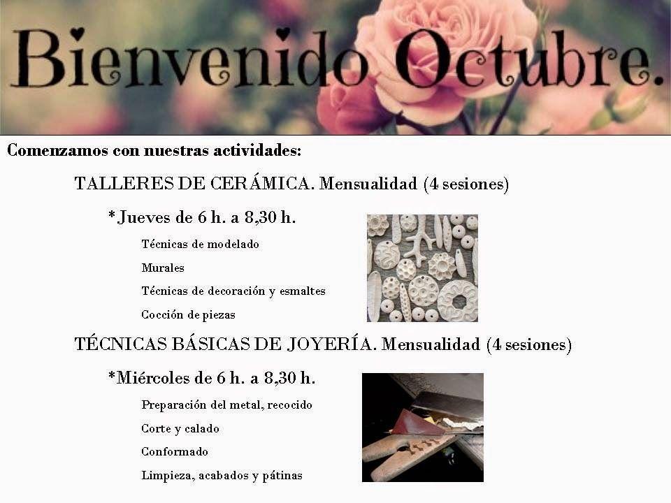 Creaciones Artesanales de Carmen G. Quijada: CURSOS Y TALLERES