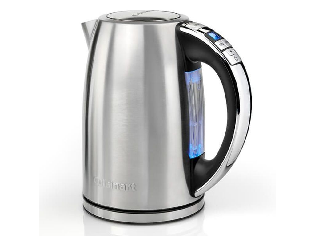 Jug Kettle Polished Stainless Steel