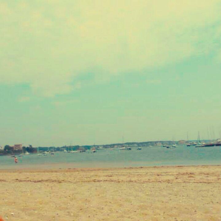 JFK Beach, Hyannis, Cape Cod.