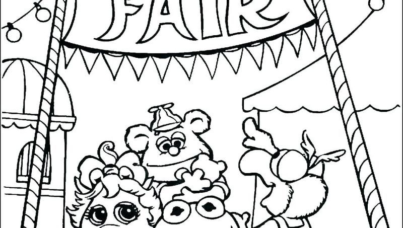 Fnaf Baby Coloring Pages Printable Muppet Babies Coloring Page To Download And Coloring In 2020 Baby Coloring Pages Halloween Coloring Pages Christmas Coloring Pages