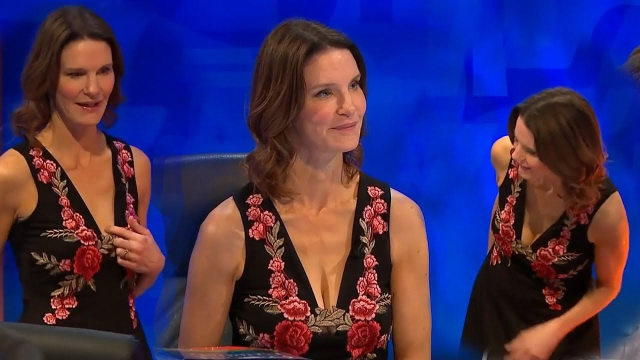 Susie Dent Cats Does Countdown S12e01 20170818 Susie Dent Jimmy Carr Celebs