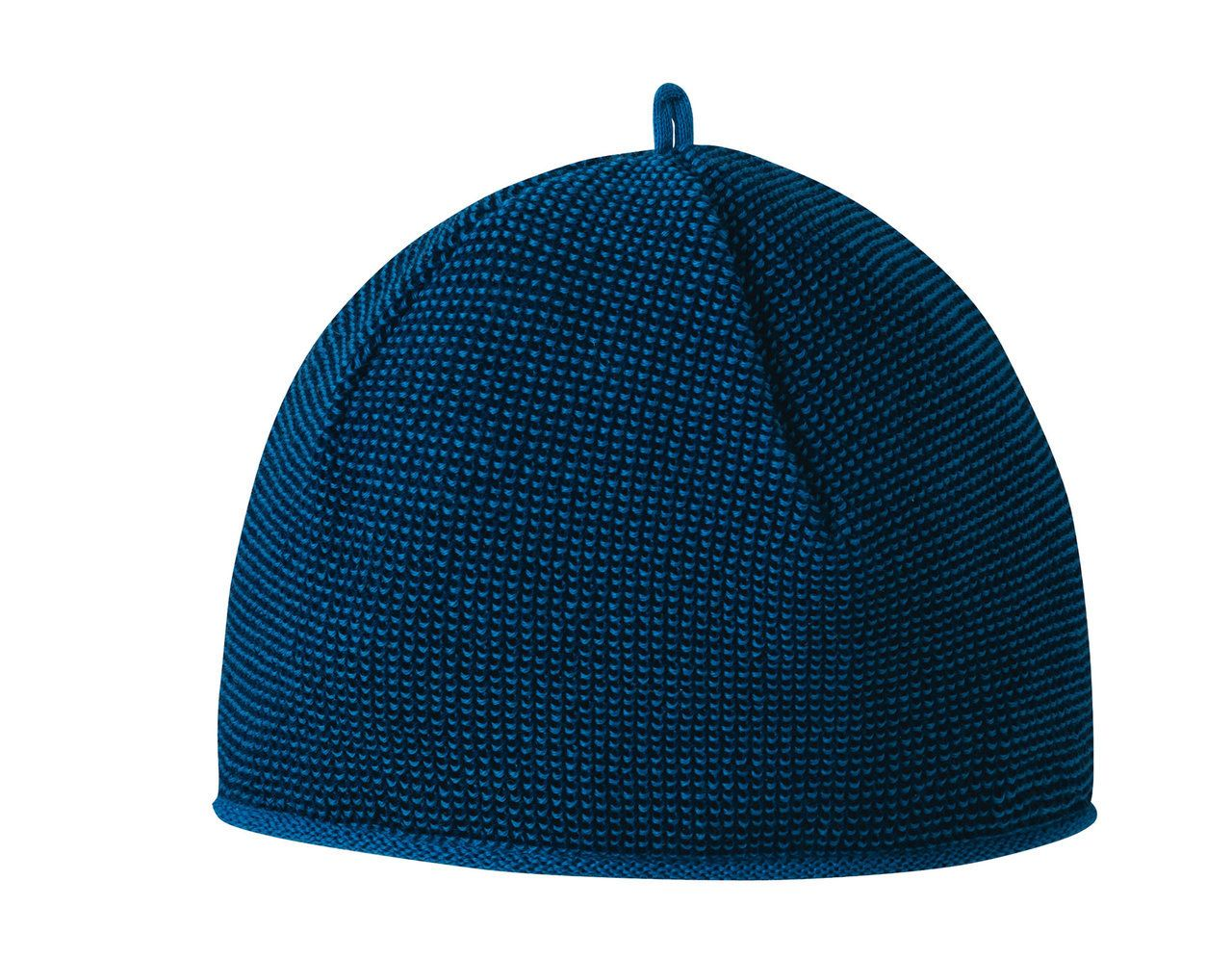 df1a5f6cdf7 Organically Baby - Organic Wool Mélange Hat in Blue from Disana - Made in  Germany