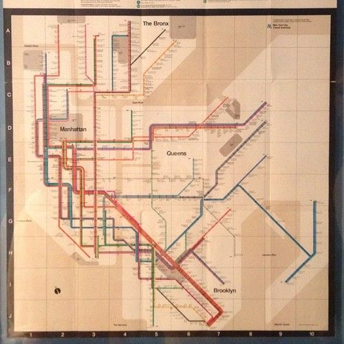 Nyc 70s Subway Map.Vintage 70s Nyc Subway Map Art So Classic Taken With Instagram