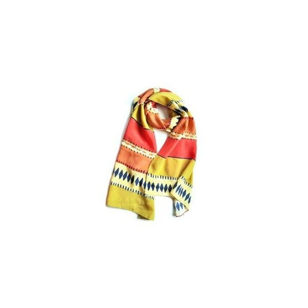 scarf / Pinterest found on Polyvore