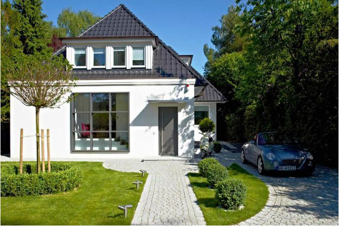 Luxury Villa for sale in Hamburg, Germany. Luxus villa