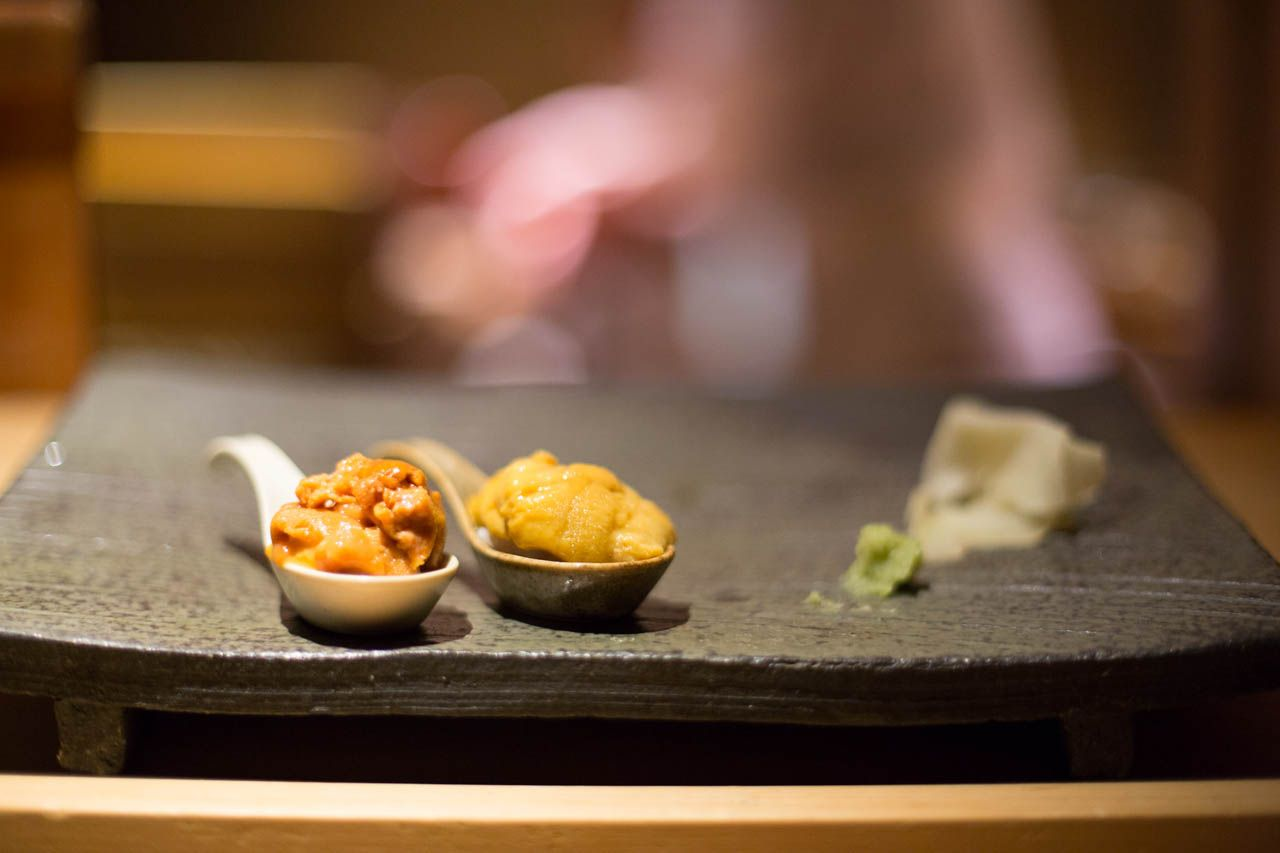 Sushi Ten Omakase: A heavenly experience in Tokyo