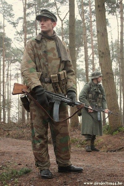 Volksgrenadier armed with a Stg44 1944 | WWII Germany