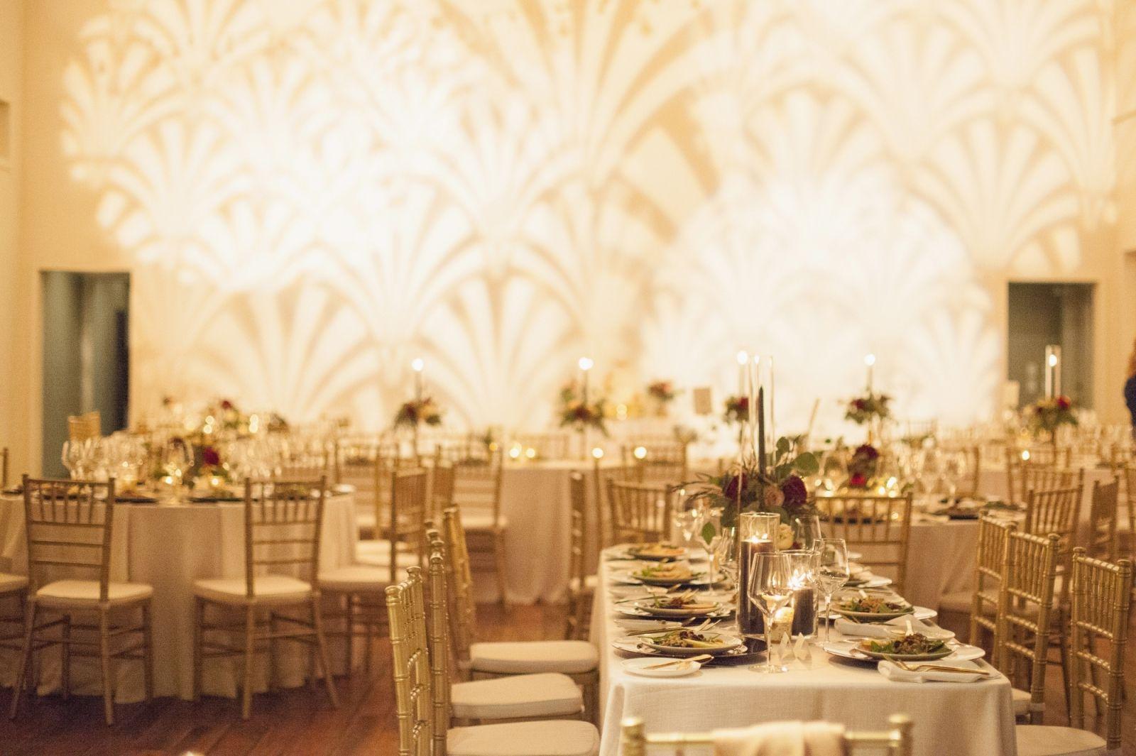 The Cordelle Wedding In Nashville Tn Romantic Evening Wedding