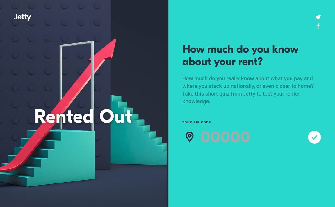 Jetty Rented Out Web Design Best Web Design Rent