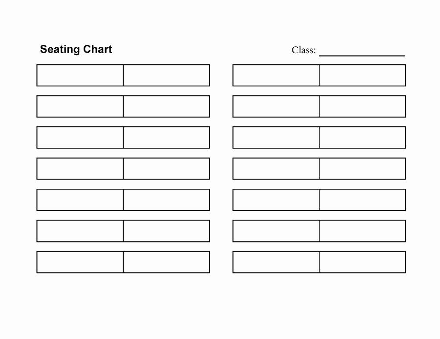 Wedding Seating Chart Template Word Luxury 40 Great Seating Chart