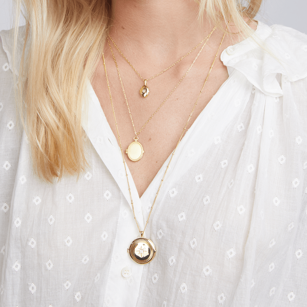 Photo of Stellar Locket Necklace