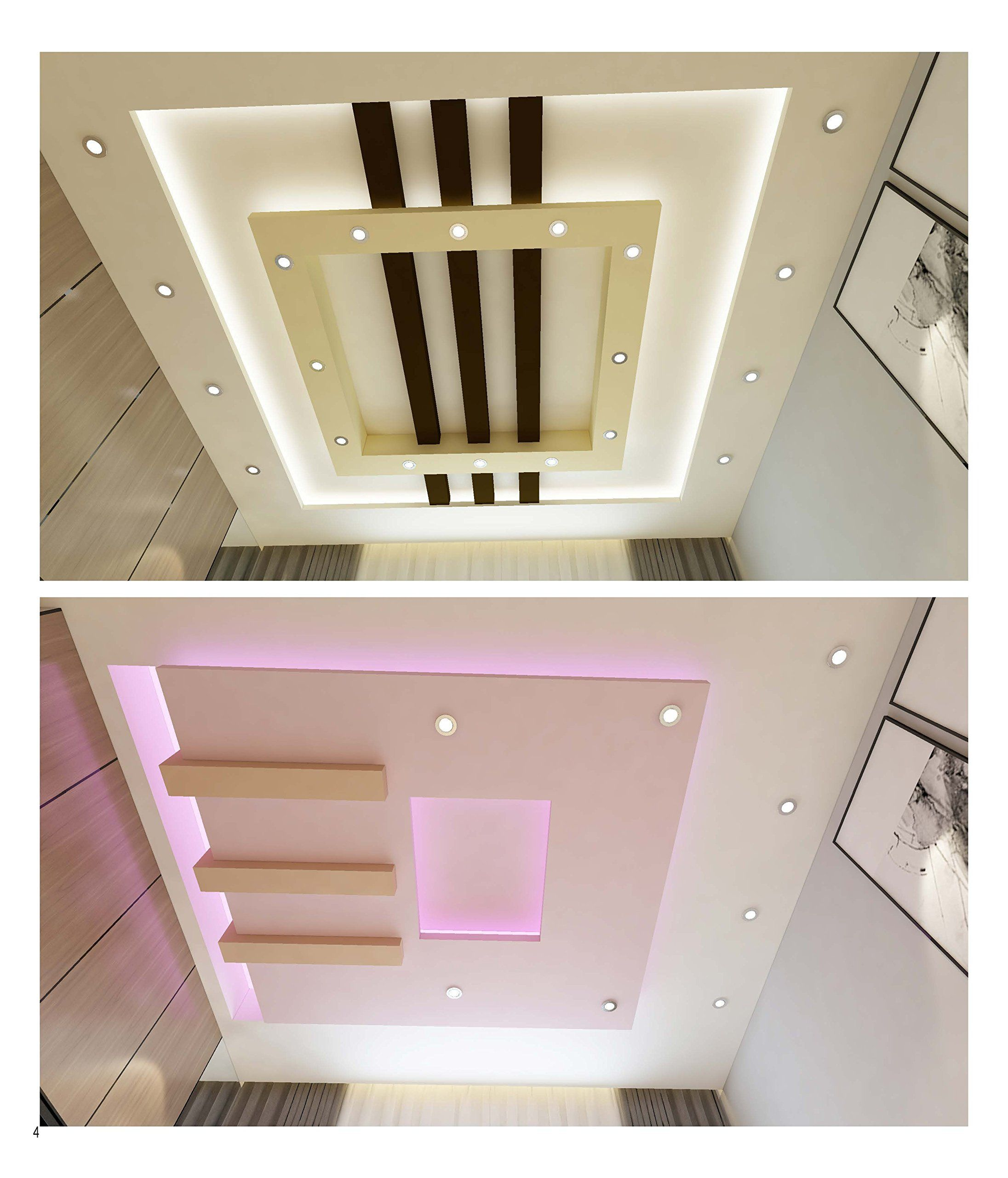 Buy Contemporary Ceilings Vol 9 Book Online At Low Prices In India Contemporary Ce Ceiling Design Living Room Bedroom False Ceiling Design Pvc Ceiling Design
