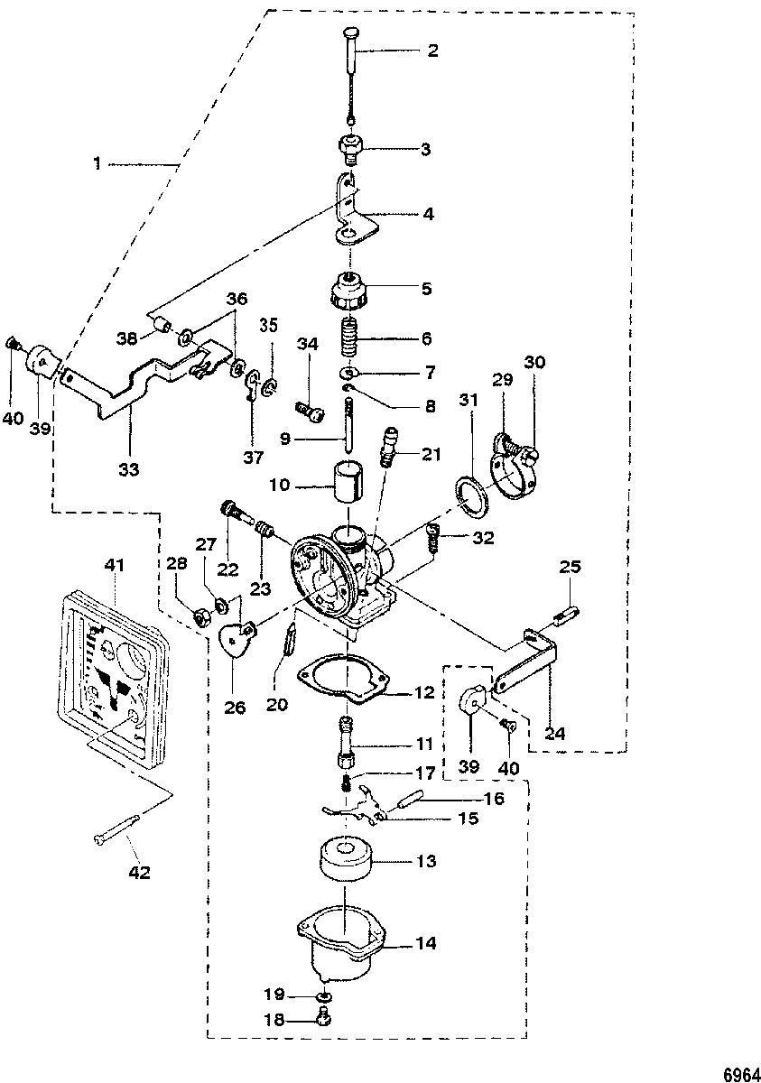Image result for mariner 2.5 two stroke cooling system