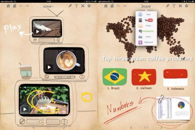 Scrapnote For Ipad Brings Scrapbooks Into The 21st Century 21st
