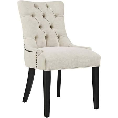 Black Tufted Dining Room Chairs   Google Search