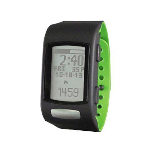 LifeTrak Move C300 24hour Heart Rate Watch BlackWoodland
