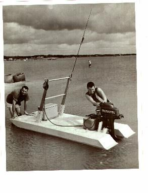 Early Texas Scooter | Boat, Boat projects, Boat building