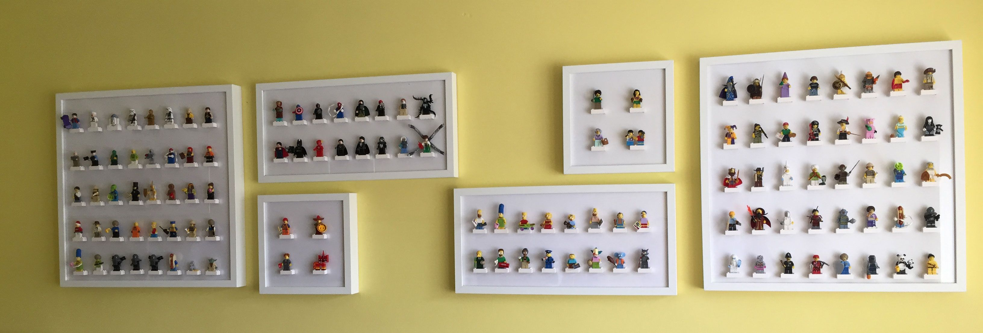 Magnificent Lego Ribba Frame Motif - Frame Photo Design Ideas ...