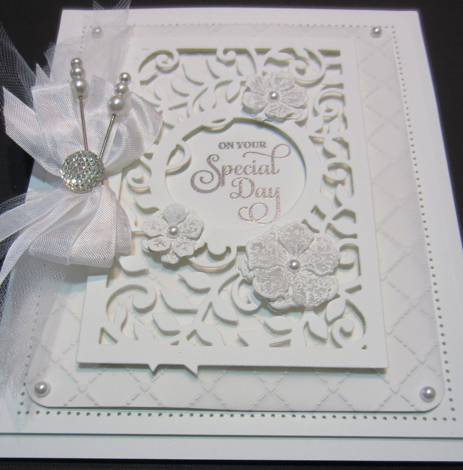 black and white wedding cards pinterest%0A My Wedding invitation
