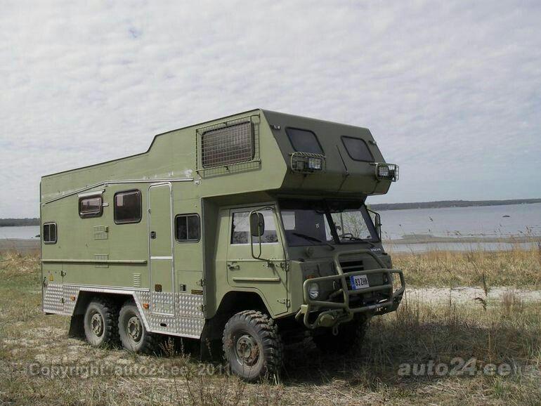 volvo camper off road pinterest volvo 4x4 and. Black Bedroom Furniture Sets. Home Design Ideas