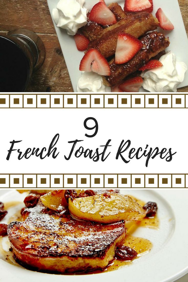 recipe: sweet french toast for one [19]