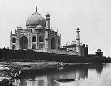 Taj Mahal - Wikipedia, la enciclopedia libre