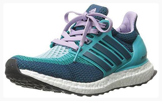 adidas Performance Women's Ultra Boost Running Shoe,Clear