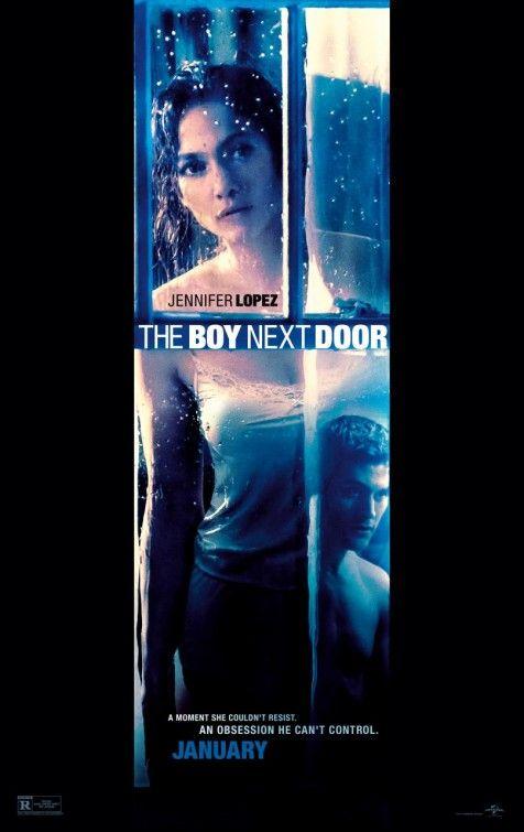 The Boy Next Door Movie Poster Doors Movie The Boy Next Door Jennifer Lopez