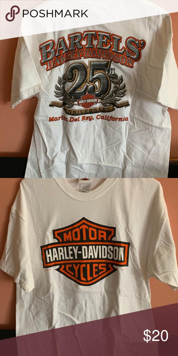 Harley Davidson T Shirt Large New W O Tag Harley Davidson T Shirts Harley Davidson Harley Davidson Shirt